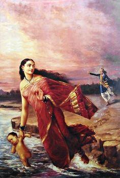 king shantanu and ganga