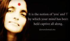 Spiritual Test, Spiritual Quotes, Maa Quotes, Wisdom Quotes, Ayurveda, Advaita Vedanta, Ascended Masters, Divine Mother, Words Worth