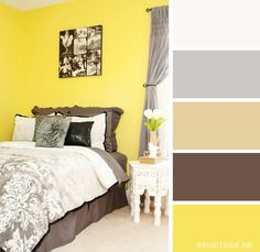 Pinterest & 21 Best bright bedroom colors images in 2016 | Color combos Paint ...