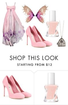 """Fairy"" by lauren53103 on Polyvore featuring Miu Miu, Essie, Zad, fairy and Costume"