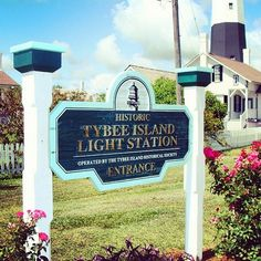 We love our #TybeeIsland Light Station! Thanks, @kricketb, for sharing this lovely photo! ^_^ #Savannah #Lighthouse