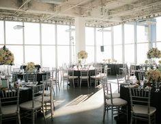 Downtown wedding reception!