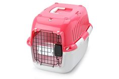 Europet Bernina Explorer 50 Sport Edition TransportBox 49 by 32 by 32cm RedPink * For more information, visit image link.(This is an Amazon affiliate link and I receive a commission for the sales)