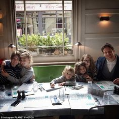 Jamie insisted in March that he and Jools would stop at five children Jamie Oliver, Jools Oliver, Sons, March, Children, Recipes, Young Children, Boys, Kids