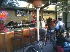 Please help us welcome, Mad Hatter Brew Pub, to the BarSential app! This venue is located in the heart of Tempe, AZ right next to the ASU campus. It offers a great indoor/outdoor bar with lots of patio space. Great food and drinks makes this place a perfect spot to chill, anytime, day or night.