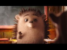 A Prickly Protagonist in 'First Christmas' Will Warm Your Heart – On Animation Christmas Music, First Christmas, Snow Artist, Passion Pictures, Love Culture, 3d Animation, Animation Studios, The Power Of Love, Cute Characters