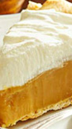 True Butterscotch Pie!!