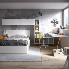 Nidi Unique Teenager's bedroom furniture