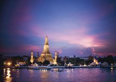 It's hard to miss the distinctive flavors of Thailand in bustling Bangkok, whether you're slurping noodles at an outdoor market or quaffing cocktails in a