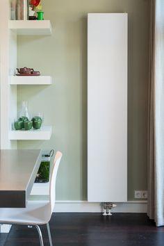 verticale radiatoren woonkamer - Google zoeken