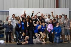 CAL Kick off event (Team WOD competition) - Temecula, CA 2.11.12