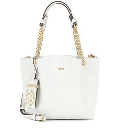 FLOWER MICRO TOTE TOD'S