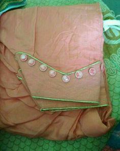 Best 12 – Page 359373245266208494 – SkillOfKing.Com - Designer Dresses Couture Salwar Neck Designs, Kurta Neck Design, Neck Designs For Suits, Sleeves Designs For Dresses, Dress Neck Designs, Fancy Blouse Designs, Sleeve Designs, Stylish Blouse Design, Stylish Dress Designs