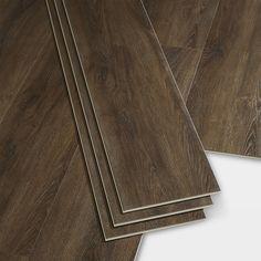 Luxury Vinyl Click Flooring, Brown Wood, Bathroom, Gallery, Ideas, Washroom, Bathrooms, Bath, Thoughts