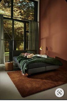 Bedroom Inspo, Bedroom Colors, Home Decor Bedroom, Living Room Decor, Quirky Bedroom, Bedroom Romantic, 60s Bedroom, Bedroom Ideas, Interior Design Living Room