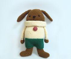 Fuente: http://www.amigurumipatterns.net/shop/April-nana/Toddy-Rabbit/