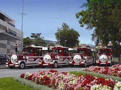 Tourist Train of Lugano | Lugano Tourism