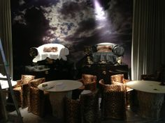 ROBERTO CAVALLI @ Salone Del Mobile / Milano. Roberto Cavalli, Painting, Art, Art Background, Painting Art, Kunst, Paintings, Performing Arts, Painted Canvas