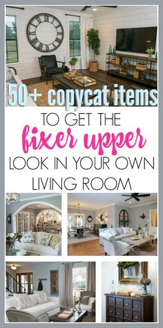 Fixer Upper Style- 35 Target items that will get you the Fixer ...