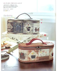 Items similar to Box Bag , Pattern PDF, Ebook, Patterns PDF, instant download, on Etsy | LovelyHandmadeShop