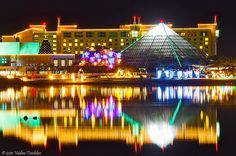Don't miss Festival of Lights, Moody Gardens' annual holiday spectacle that simply dazzles.