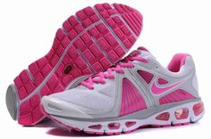 uk availability 0c1fd 041e9 Nike Air Max Tailwind 4 Wmns Running Shoe 207359 005 Grey Pink