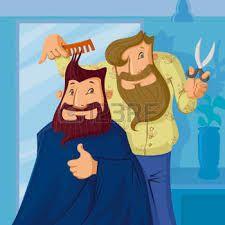 Resultado de imagen para propagandas de barberia
