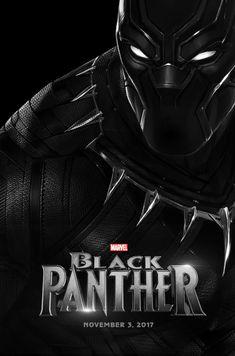 staingirl: Fan poster for Black Panthertumblr // twitter// facebook