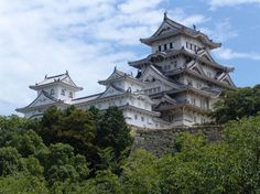 The luckiest castle - Himeji, Hyogo