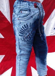 Patched Jeans, Denim Jeans Men, Boys Jeans, Ripped Jeans, Teen Pants, Kids Pants, Zara Man, Long Pants, Dark Denim