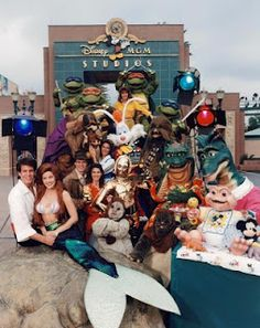 It will ALWAYS be MGM Studios to me.