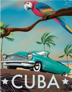 Cartelería cubana 2 - Conexión Cubana cuba