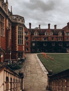 PrincessKate — Selwyn College, in the heart of the University of... Stratford Homes, Close Your Eyes, In The Heart, Cambridge, Sidewalk, University, England, College, Building