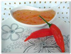 Geléia de abacaxi com pimenta Geleia de Abacaxi com Pimenta