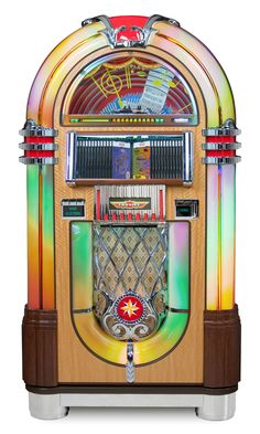 images of vintage juke boxes - Google Search