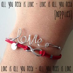 LOVE is all you need! - diy #happiies