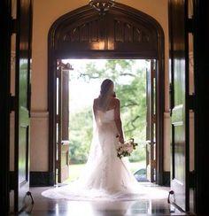 Bridal portrait by Sharon Coker Photography #southernwedding #bride