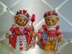 """King & Queen Of Hearts """"You're The King Of My Heart"""" """"You're The Queen Of My Heart"""" (Alice In Wonderland) #6 & 7 (Nursery Rhymes Collection)"""