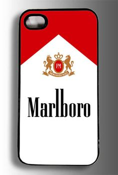 Marlboro iPhone Case