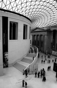 The British Museum | around the world in 90 minutes tour + great court restaurant for lunch