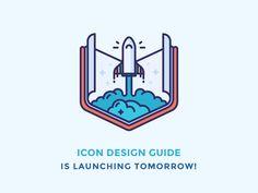 Icon Design Guide by Justas Galaburda #Design Popular #Dribbble #shots
