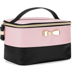 Victoria's Secret Small Travel Case ($30) ❤ liked on Polyvore featuring bags and luggage