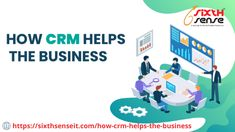 What exactly CRM does and how it helps the small and medium size of businesses to grow and how it helps them to generate revenue? Let's read our new blog post to get the answers to the above questions. #sixtsenseitsolutions #CRM #brmsense #SMEs #smallandmediumbusiess #businesses #revenue #growthstrategy #crmtools #businessgrowth #blogpost #crmblog #newpost #fridayreads #techblog #techngrow #technews Crm Tools, Consulting Firms, News Blog, Tech News, Blogging, Software, How To Get, Medium, Reading
