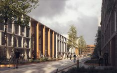 "Gallery of Schauman & Nordgren Architects Wins Competition for ""City of Gardens"" Masterplan in Finland - 3"