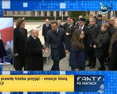Który to Prezydent Polski? Gdybym był obcokrajowcem i obejrzał sobie filmik (przywitanie Duda Kaczyński) to uznałbym,że Prezydentem RP