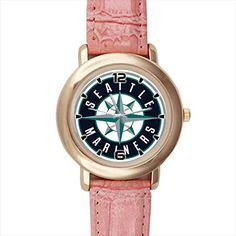 Seattle Mariners Pink Watch