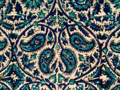 Persian Hand Printed Decorative Clutch - From Etsy - ALANGOO Style Inspiration