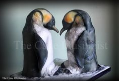 ~the cake illusionist | Gallery - Penguins ~