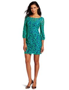 Lilly Pulitzer Women's Moss Dress « Clothing Impulse