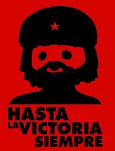 Che Guevara .... de los clics